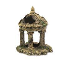 Dekorace Zřícenina hradu 10,4 cm 1ks