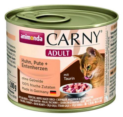 ANIMONDA konzerva CARNY Adult