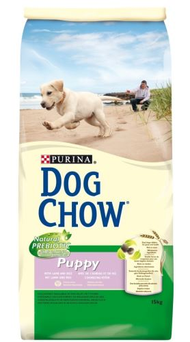 Purina Dog Chow Puppy Lamb 14kg