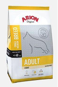 Arion Dog Original Adult Small /Medium Light