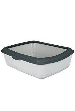WC kočka s rámem Classic 47x37x15cm