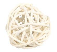 Proutěný míček s rolničkou 4cm TRIXIE