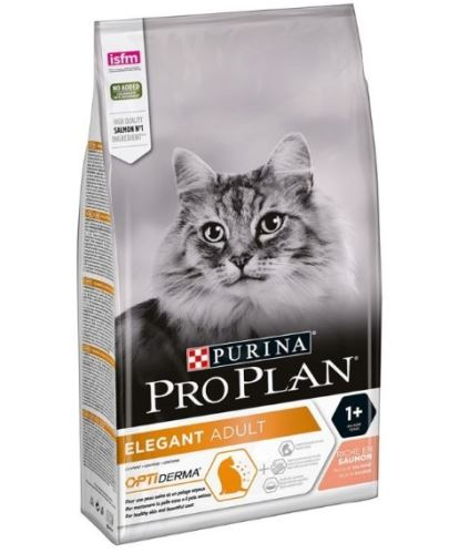 Purina PRO PLAN Cat Elegant Plus Salmon 3kg