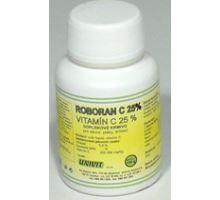 Vitamin C 25 plv