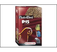 Krmivo NutriBird P15 Tropical pro velké papoušky 1kg