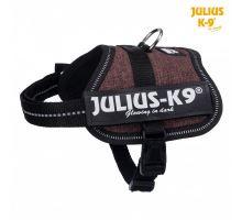 Julius-K9 silový postroj kávová hnědá