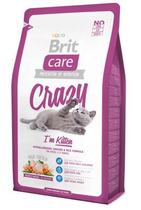 Brit Care Cat Crazy I´m Kitten
