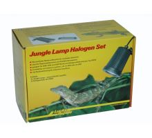 Lucky Reptile Jungle Lamp Halogen Set