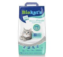Podestýlka Biokat´s Bianco Fresh Control 10kg