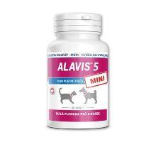 Alavis 5 pro psy a kočky 60tbl MINI