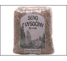 Seno krmné lisované