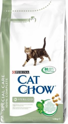 Purina Cat Chow Special Care Sterilized