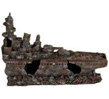 Vrak válečné lodi 70 cm TRIXIE