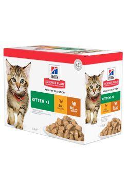 Hill's Feline kapsa Kitten