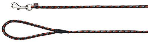 Mountain Rope trekové vodítko 10 m/8 mm černo/oranžové