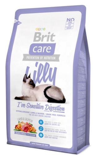 Brit Care Cat Lilly I´ve Sensitive Digestion
