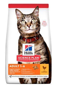 Hill's Feline Dry Adult Chicken