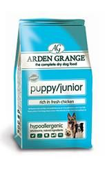 Arden Grange Puppy/Junior rich in fresh Chicken