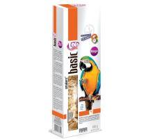 LOLO SMAKERS MEGA 2 klasy ořech-kokos pro velké papoušky 450g