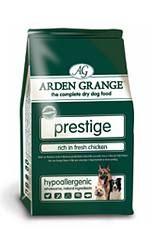 Arden Grange Prestige rich in fresh Chicken