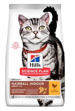 "Hill's Feline Dry Adult""HBC for indoor cats""Chicken"