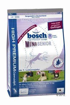 Bosch Dog Senior Mini