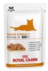 Royal Canin VD Feline kapsičky Senior Consult Stage 2 12x100g