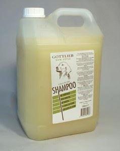 Gottlieb šampón s makadamovým olejem vaječný 5l