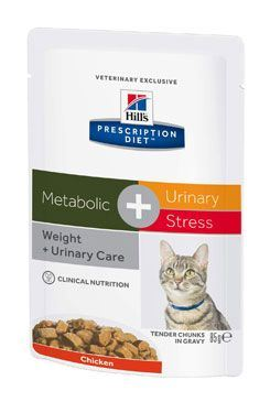 Hill's Feline Adult Metabolic+Urin. Stres