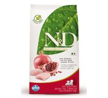 N&D Grain Free DOG Puppy S/M Chicken & Pomegranate