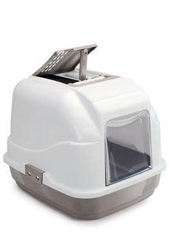 WC kočka s filtrem a lopatkou 62x49,5x47,5cm