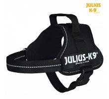 Julius-K9 silový postroj černý
