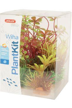 Rostliny akvarijní WIHA 4 sada Zolux