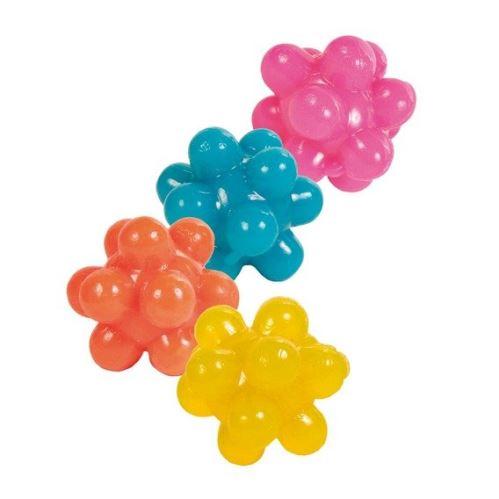 Ježatá kulička mechová guma 3,5 cm 1ks