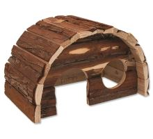 Domek SMALL ANIMAL Hobit dřevěný 25 x 16 x 15 cm 1ks
