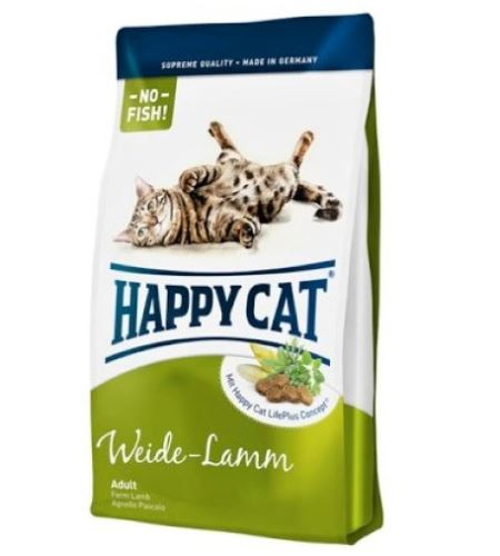 Happy Cat Supreme Adult Fit&Well Weide-Lamm