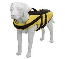Life Vest plavací vesta pro psa žluto/černá