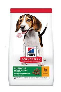 Hill's Canine Dry SP Puppy Medium Chicken