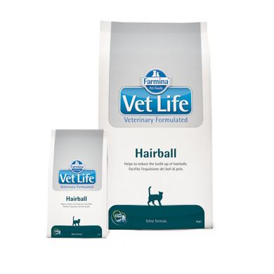 Vet Life Natural CAT Hairball