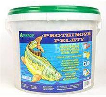 Proteinové pelety pro kapry granule 6mm 5kg Scopex