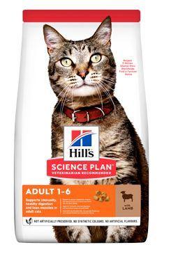 Hill's Feline Dry Adult Lamb&Rice
