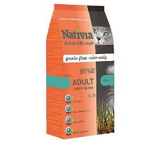 Nativia Cat Adult Salmon&Rice Active