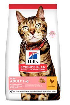 Hill's Feline Dry Adult Light Chicken
