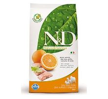 N&D Grain Free DOG Adult Fish & Orange