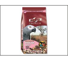 Krmivo Premium Prestige pro africké velké papoušky 1kg