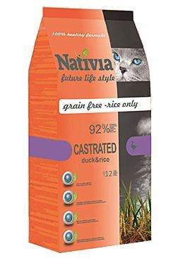 Nativia Cat Castrated