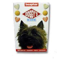 Beaphar s biotinem Doggys Mix pes180tbl