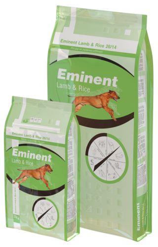 Eminent Dog Lamb & Rice