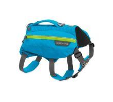 Ruffwear ruksak pro psy, Singletrak Pack, modrý