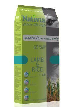 Nativia Dog Adult Lamb&Rice